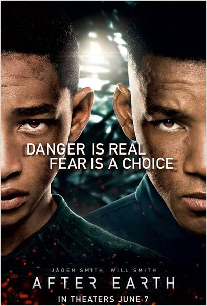 After Earth - Affiche US