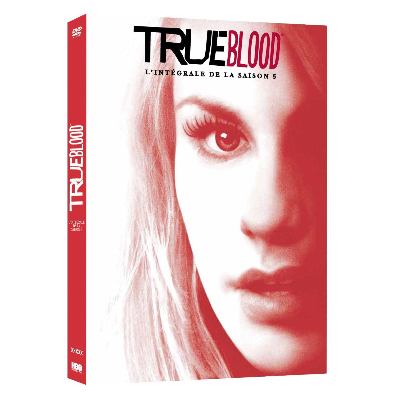 True Blood saison 5 DVD