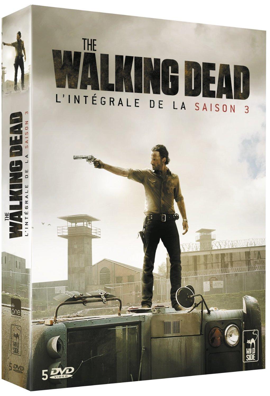 The Walking Dead Coffret DVD saison 3