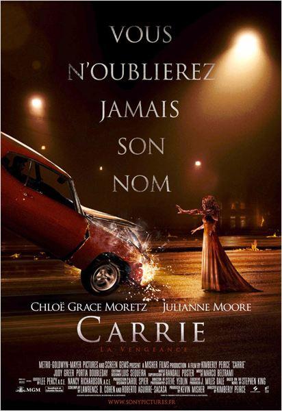Carrie La vengeance