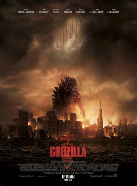 Godzilla de Gareth Edwards