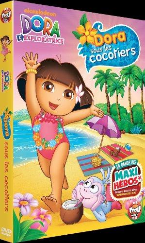 Dora sous les cocotiers