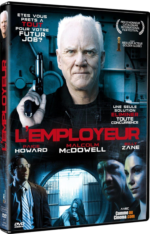 L'employeur DVD