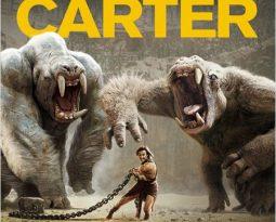 Critique : John Carter d'Andrew Stanton avec Taylor Kitsch, Lynn Collins