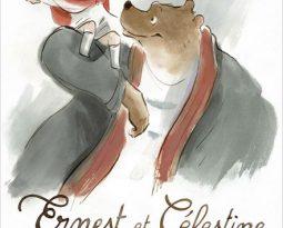 Critique : Ernest et Célestine avec les voix  Lambert Wilson, Pauline Brunner