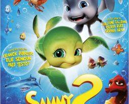 Critique et concours : Sammy 2 avec les voix de Franck Dubosc, Elie Semoun, Fred Testot