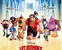 Critique : Les mondes de Ralph (Wreck-It Ralph) de Rich Moore