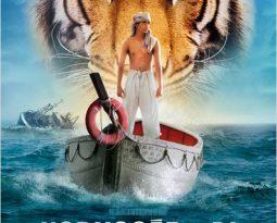 Critique : L'odyssée de Pi – Life of Pi d'Ang Lee avec Suraj Sharma, Irrfan Khan, Adil Hussain