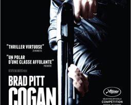 Critique : Cogan, Killing them soflty de Andrew Dominik avec Brad Pitt, James Gandolfini, Scoot McNairy