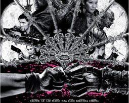 Critique : L'homme aux poings de fer de et avec RZA, Russell Crowe, Lucy Liu, Dave Bautista