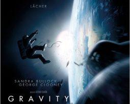 Critique Gravity de Alfonso Cuarón avec Sandra Bullock, George Clooney, Ed Harris