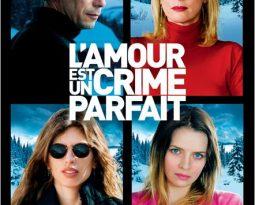 Critique : L'amour est un crime parfait des frères Larrieu avec Mathieu Almaric, Karin Viard