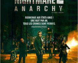Critique : American Nightmare 2 (The Purge: Anarchy) au cinéma le 23 juillet 2014 #Survivrezvous