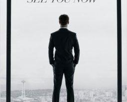 News : Cinquante nuances de Grey le film, poster teaser et plus…