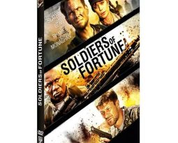 DVD : Soldiers of Fortune avec Sean Bean, Christian Slater, Ving Rhames, Dominic Monaghan