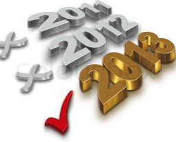Blog : petit bilan 2012 et en avant 2013 !