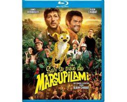 Blu-ray : Sur la piste du Marsupilami de et avec Alain Chabat, Djamel Debbouze, Fred Testot
