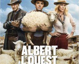 Critique : Albert à l'Ouest de et avec Seth MacFarlane, Charlize Theron, Liam Neeson