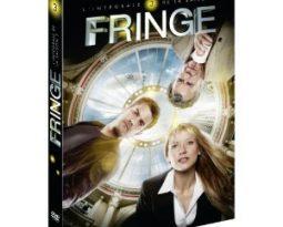Concours : Gagnez 5 coffrets DVD de la saison 3 de Fringe
