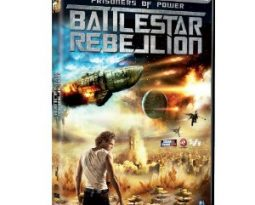 DVD et concours –  Prisoners of Power : Battlestar Rebellion