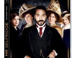 Mr. Selfridge en DVD et Blu-ray le 27 mai 2014
