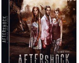 DVD : Aftershock, l'enfer sur terre de Nicolas Lopez