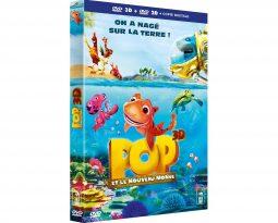 DVD : Pop et le nouveau monde