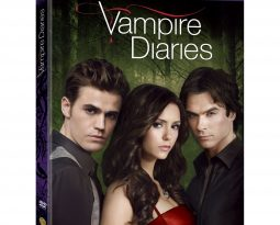 Série TV : Vampire Diaries Saison 2 – Test DVD
