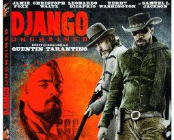 Blu-Ray : Django Unchained de Quentin Tarantino avec Jaimie Foxx, Christopher Waltz, Leonardo DiCaprio
