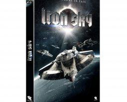 DVD : Iron Sky de Timo Vuorensola avec Julia Dietze, Götz Otto, Christopher Kirby
