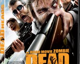 Gagnez des DVD et Combo Blu-ray du film Dead Heads