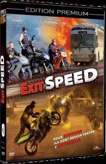 Concours Terminé : Gagnez 5 DVD et 5 Blu-ray Exit Speed
