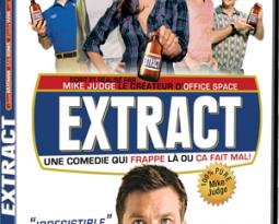 Gagnez des DVD et Blu-Ray du film Extract avec Jason Bateman et Ben Affleck