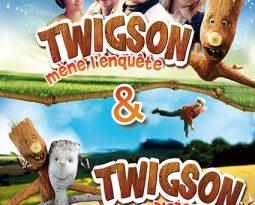 Concours Kids : Gagnez des coffrets DVD Twigson