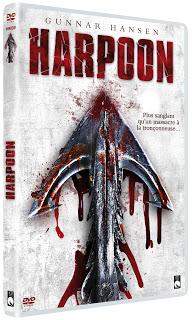 Critique DVD : Harpoon de Julius Kemp avec Gunnar Hansen