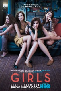 Série TV : Girls avec Lena Dunham, Allison Williams,Jemima Kirke, Zosia Mamet