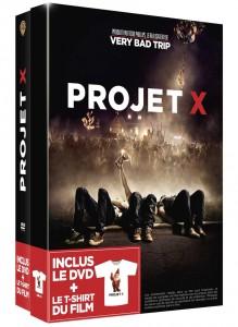 News : Projet X – Jeu Concours sur Twitter, nombreux lots à gagner