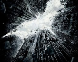 Dark Knight Rises : La campagne virale a commencé