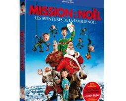 Concours – Mission : Noël, les aventures de la famille Noël, Gagnez des DVD, Blu-ray et plus !