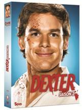 Concours Dexter : 5 coffrets DVD de la saison 2 à gagner