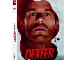 Concours Dexter, gagnez 3 coffrets DVD de la saison 5