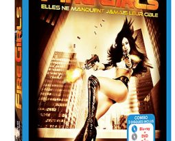Concours : Fire Girls, gagnez 2 DVDs et 2 combos DVD/Blu-Ray