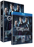 Série TV : Grimm saison 1 en vidéo le 12 mars 2013