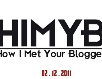 Soirée HIMYB #5 : How I Met Your Blogger ?