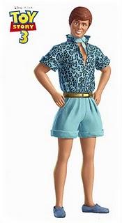 Toys Story 3 : groovez avec Ken !