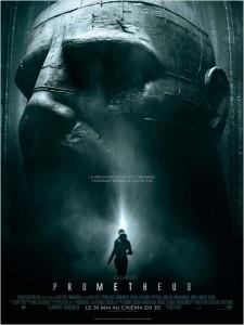Critique : Prometheus de Ridley Scott avec Noomi Rapace, Michael Fassbender, Charlize Theron