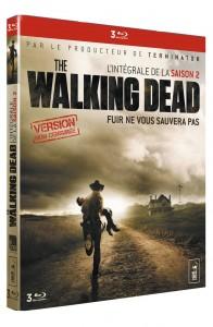 Série TV : The Walking Dead saison 2 – Test Blu-Ray