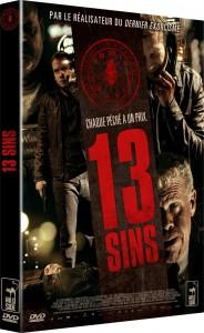 13 sins DVD