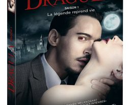 Dracula la série disponible en DVD et Blu-Ray avec Jonathan Rhys Meyers