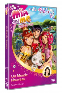 DVD Mia et moi